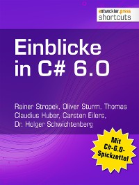 Cover Einblicke in C# 6.0