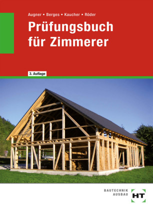 Cover Pr?fungsbuch f?r Zimmerer