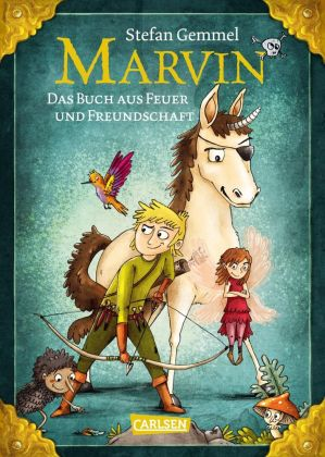 Cover Marvin