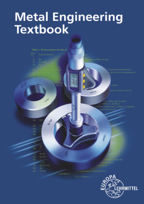 Cover Metal Engineering Textbook