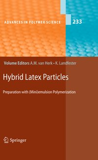 Cover Hybrid Latex Particles