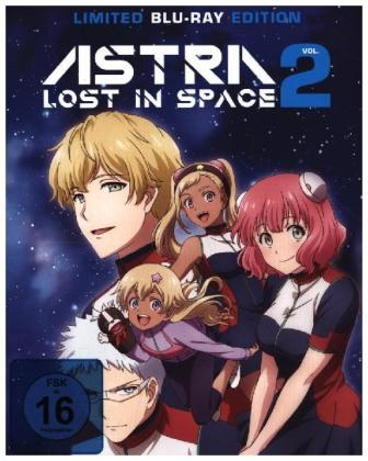 Astra Lost in Space Vol. 2 BR (Limited Edition)