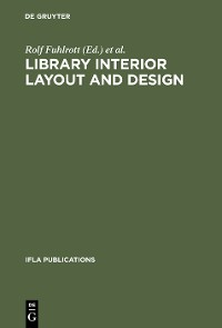 Cover Library interior layout and design