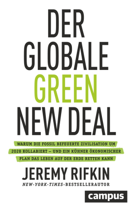 Cover Der globale Green New Deal