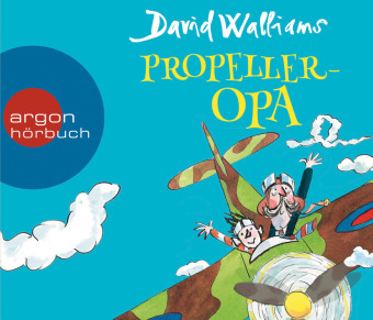 Cover Propeller-Opa, 4 Audio-CD