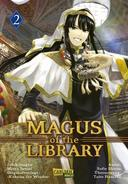 Magus of the Library. Bd.2