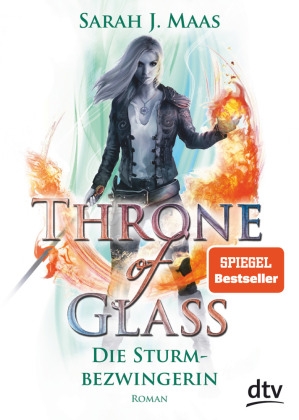 Throne of Glass - Die Sturmbezwingerin