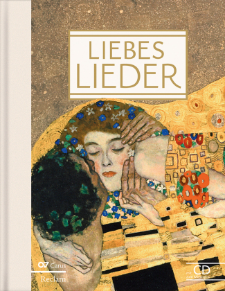 Cover Liebeslieder, m. Audio-CD