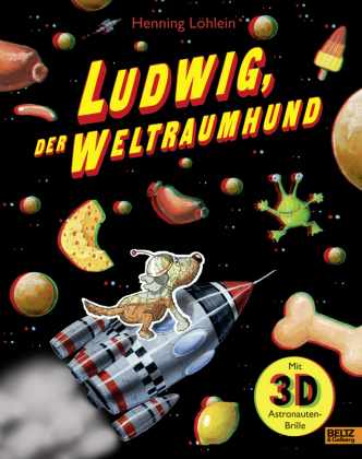 Cover Ludwig, der Weltraumhund
