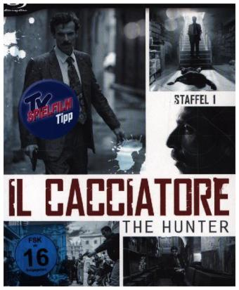 Il Cacciatore - The Hunter Staffel 1 Blu-ray (3 Blu-rays)