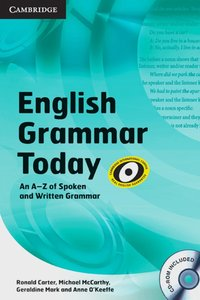 Cover English Grammar Today
