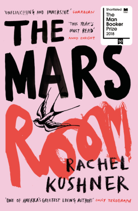 Cover The Mars Room