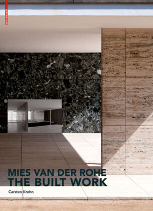 Cover Mies van der Rohe - The Built Work