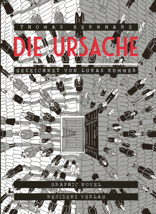 Cover Die Ursache, Graphic Novel