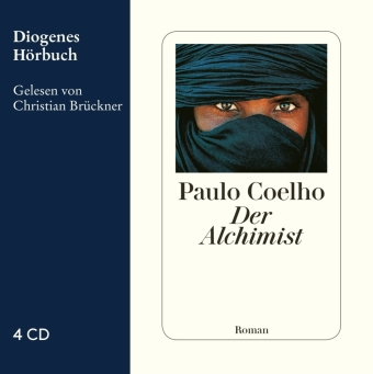 Cover Der Alchimist, 4 Audio-CDs