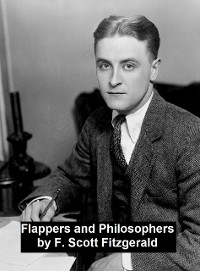 Cover Flappers and Philosophers, collection of stories