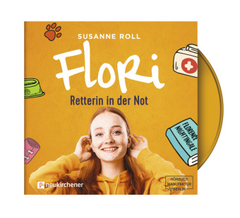 Flori - Retterin in der Not - Hörbuch, 1 Audio-CD