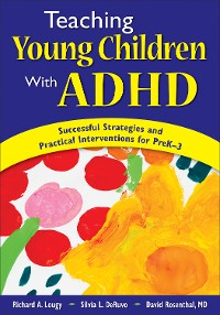 Cover Teaching Young Children With ADHD