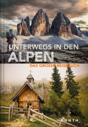 Cover Unterwegs in den Alpen