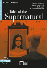 Cover Tales of the Supernatural