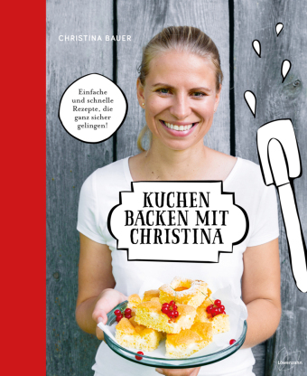 Cover Kuchen backen mit Christina
