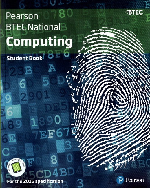 Cover BTEC National Computing Student Book, m. 1 Beilage, m. 1 Online-Zugang