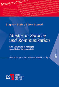 Cover Muster in Sprache und Kommunikation