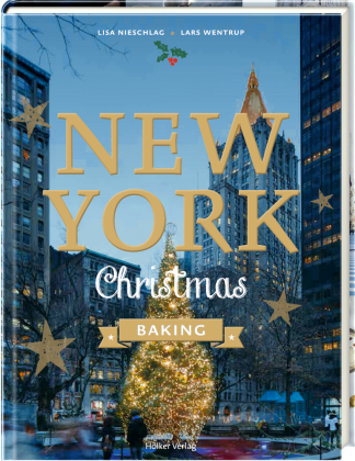 Cover New York Christmas Baking
