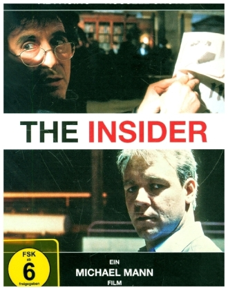 The Insider - Special Edition Mediabook (Blu-ray + DVD)