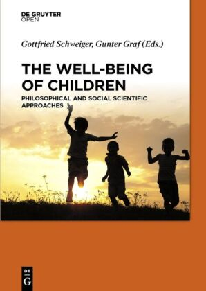 Cover The Well-Being of Children