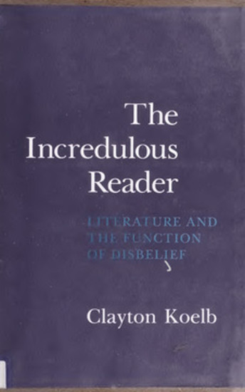 The Incredulous Reader