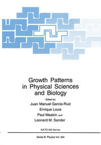 Cover Growth Patterns in Physical Sciences and Biology