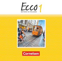 Cover Ecco - Ausgabe 2015 / Band 1 - Audio-CDs