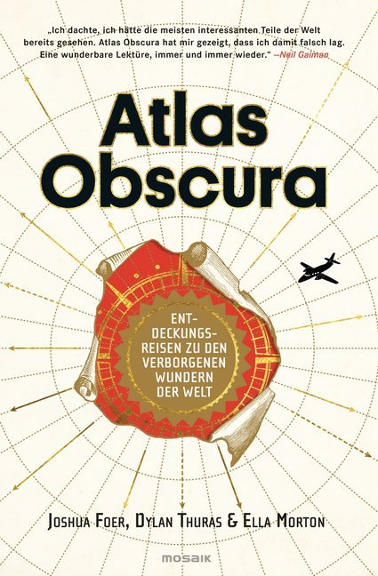 Cover Atlas Obscura