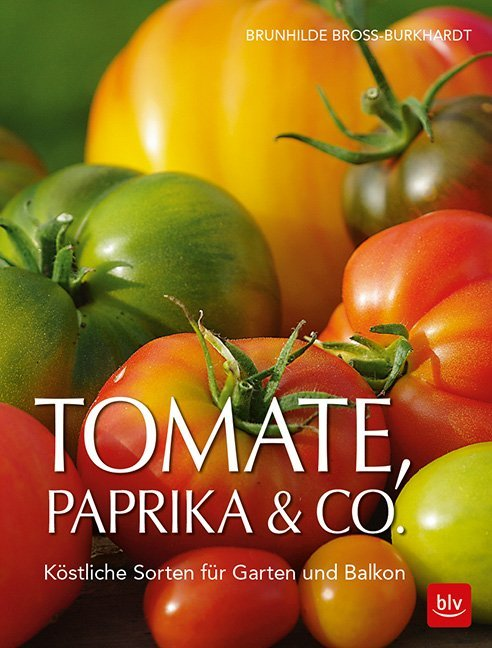Cover Tomate, Paprika & Co
