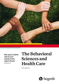 Cover The Behavioral Sciences and Health Care