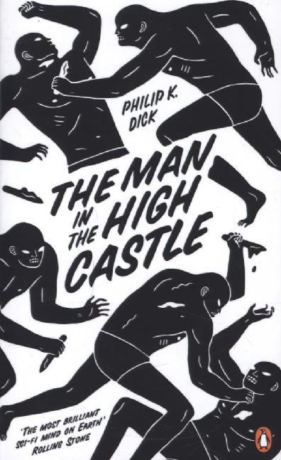 Cover Man in the High Castle