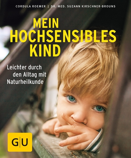 Cover Mein hochsensibles Kind
