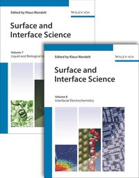 Cover Surface and Interface Science: 10 Vol Set / Surface and Interface Science