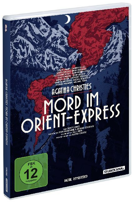 Mord im Orient Express. Digital Remastered