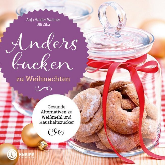 Cover Anders backen zu Weihnachten