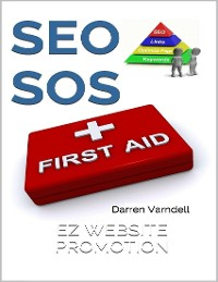 Cover SEO SOS: Search Engine Optimization First Aid Guide ePub eBook