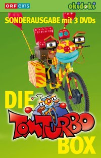 Tom Turbo 1-3 DVD-Set