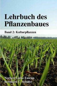 Cover Lehrbuch des Pflanzenbaues