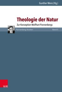 Cover Theologie der Natur