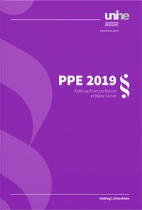 Cover PPE 2019