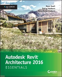 Cover Autodesk Revit Architecture 2016 Essentials