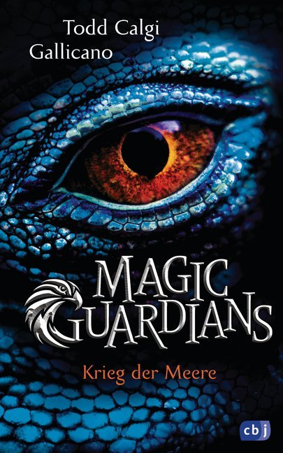 Cover Magic Guardians - Krieg der Meere