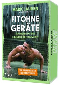Cover Fit ohne Geräte – Kartenset