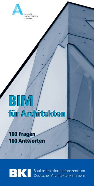 Cover BIM für Architekten